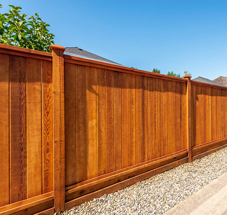 Fence Products - Turkstra Lumber we carry fast setting and regular setting cement, sonotubes, Pressure Treated and Cedar fence posts.